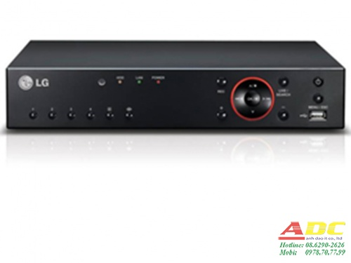 Đầu ghi hình 4 kênh H.264 kỹ thuật số LG LE2104